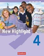 Cover-Bild zu New Highlight, Baden-Württemberg, Band 4: 8. Schuljahr, Schülerbuch, Festeinband von Donoghue, Frank