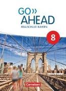 Cover-Bild zu Go Ahead, Realschule Bayern 2017, 8. Jahrgangsstufe, Schülerbuch von Baader, Annette
