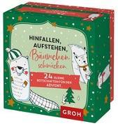 Cover-Bild zu Hinfallen, aufstehen, Bäumchen schmücken von Groh Redaktionsteam (Hrsg.)