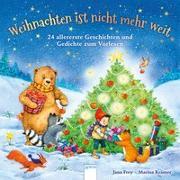 Cover-Bild zu Weihnachten ist nicht mehr weit von Frey, Jana