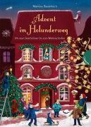 Cover-Bild zu Advent im Holunderweg von Baumbach, Martina