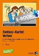 Cover-Bild zu Fantasy-Kartei: Verben (eBook) von Winands, David