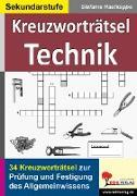 Cover-Bild zu Kreuzworträtsel Technik (eBook) von Hautkappe, Stefanie