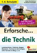 Cover-Bild zu Erforsche ... die Technik (eBook) von Brandenburg, Birgit