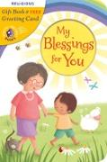 Cover-Bild zu My Blessings for You von Jones, Anna (Illustr.)