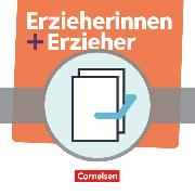 Cover-Bild zu Erzieherinnen + Erzieher, Neubearbeitung, Zu allen Bänden, Fachbücher 451907-7 und 451909-1 im Paket, Mit PagePlayer-App von Albrecht, Brit