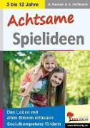 Cover-Bild zu Achtsame Spielideen (eBook) von Hoffmann, Annette