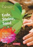 Cover-Bild zu Themenhefte Grundschule, Erde, Steine, Sand, Kunterbunte Unterrichtsideen für alle Fächer, Buch mit Kopiervorlagen von Bicker, Silke