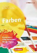 Cover-Bild zu Themenhefte Grundschule, Farben, Kunterbunte Unterrichtsideen für alle Fächer, Buch mit Kopiervorlagen von Nolting, Albrecht