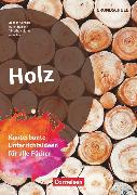 Cover-Bild zu Themenhefte Grundschule, Holz, Kunterbunte Unterrichtsideen für alle Fächer, Buch mit Kopiervorlagen von Günther, Stephan