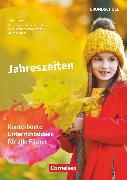Cover-Bild zu Themenhefte Grundschule, Jahreszeiten, Kunterbunte Unterrichtsideen für alle Fächer, Buch mit Kopiervorlagen von Bicker, Silke