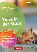 Cover-Bild zu Themenhefte Grundschule, Tiere in der Stadt, Kunterbunte Unterrichtsideen für alle Fächer, Buch mit Kopiervorlagen von Günther, Stephan
