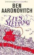 Cover-Bild zu Lies Sleeping (eBook) von Aaronovitch, Ben