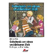 Cover-Bild zu Enid Blyton, Geheimnis um einen unsichtbaren Dieb (Audio Download) von Blyton, Enid