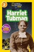 Cover-Bild zu Harriet Tubman (L2) (National Geographic Readers) (eBook) von Kramer, Barbara