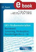 Cover-Bild zu LRS-Fördermaterialien 1 (eBook) von Schlamp-Diekmann, Franziska (Hrsg.)