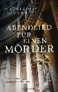 Cover-Bild zu Abendlied für einen Mörder (eBook) von Giovanni, Maurizio de