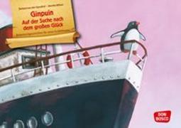 Cover-Bild zu Ginpuin: Auf der Suche nach dem großen Glück. Kamishibai Bildkartenset von Speulhof, Barbara van den