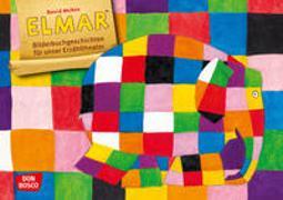 Cover-Bild zu Elmar. Kamishibai Bildkartenset von McKee, David