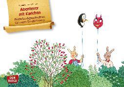 Cover-Bild zu Abenteuer mit Karlchen. Kamishibai Bildkartenset von Berner, Rotraut Susanne