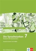 Cover-Bild zu Die Sprachstarken 7. Schuljahr. Begleitband mit Zusatzmaterial auf CD-ROM von Lindauer, Thomas