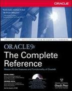 Cover-Bild zu Oracle9i The Complete Reference von Loney, Kevin