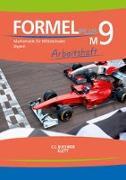 Cover-Bild zu Formel PLUS Bayern M9 Arbeitsheft von Röckl, Friedrich