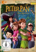 Cover-Bild zu Peter Pan - Neue Abenteuer von Benedetti, Hervé