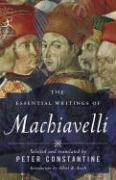 Cover-Bild zu The Essential Writings of Machiavelli von Machiavelli, Niccolo