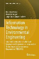 Cover-Bild zu Information Technology in Environmental Engineering von Funk, Burkhardt (Hrsg.)