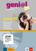 Cover-Bild zu geni@l klick A1. Lehrwerk digital mit interaktiven Tafelbildern von Fröhlich, Birgitta