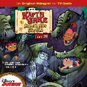 Cover-Bild zu Disney / Käpt'n Jake und die Nimmerland-Piraten (Audio Download) von Bingenheimer, Gabriele