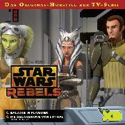 Cover-Bild zu Star Wars Rebels - Folge 7 (Audio Download) von Berenz, Johannes