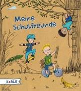 Cover-Bild zu Meine Schulfreunde Jungen von Rath, Tessa (Illustr.)