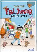 Cover-Bild zu F.B.I. junior 2: Haarige Halunken von Lenk, Fabian