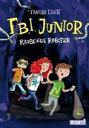 Cover-Bild zu F.B.I. junior 1: Raubende Roboter von Lenk, Fabian
