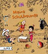Cover-Bild zu Meine Schulfreunde Mädchen von Rath, Tessa (Illustr.)