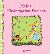 Cover-Bild zu Meine Kindergarten-Freunde (Prinzessin) von Vogel, Heike (Illustr.)