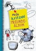 Cover-Bild zu Mein Kritzel Freunde-Album von von Knorre, Alexander (Illustr.)