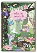 Cover-Bild zu Meine Freunde - Feen von Sommer, Laura (Illustr.)