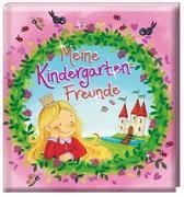 Cover-Bild zu Meine Kindergarten-Freunde (Prinzessin) von Kraushaar, Sabine (Illustr.)