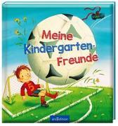 Cover-Bild zu Meine Kindergarten-Freunde (Fußball) von Kraushaar, Sabine (Illustr.)