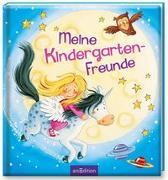 Cover-Bild zu Meine Kindergarten-Freunde (Einhorn) von Kraushaar, Sabine (Illustr.)