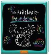 Cover-Bild zu Mein Kritzkratz-Freundebuch