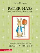Cover-Bild zu Peter Hase - Ein turbulentes Abenteuer