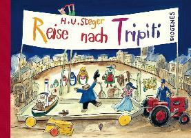 Cover-Bild zu Reise nach Tripiti
