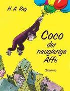 Cover-Bild zu Coco der neugierige Affe