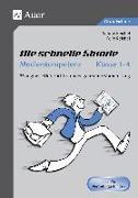 Cover-Bild zu Die schnelle Stunde Medienkompetenz - Klasse 1-4 von Reichel, Sabine