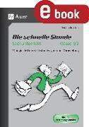 Cover-Bild zu Die schnelle Stunde Sachunterricht Klasse 1-2 (eBook) von Ernsten, Svenja