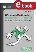 Cover-Bild zu Die schnelle Stunde Sachunterricht Klasse 3-4 (eBook) von Ernsten, Svenja